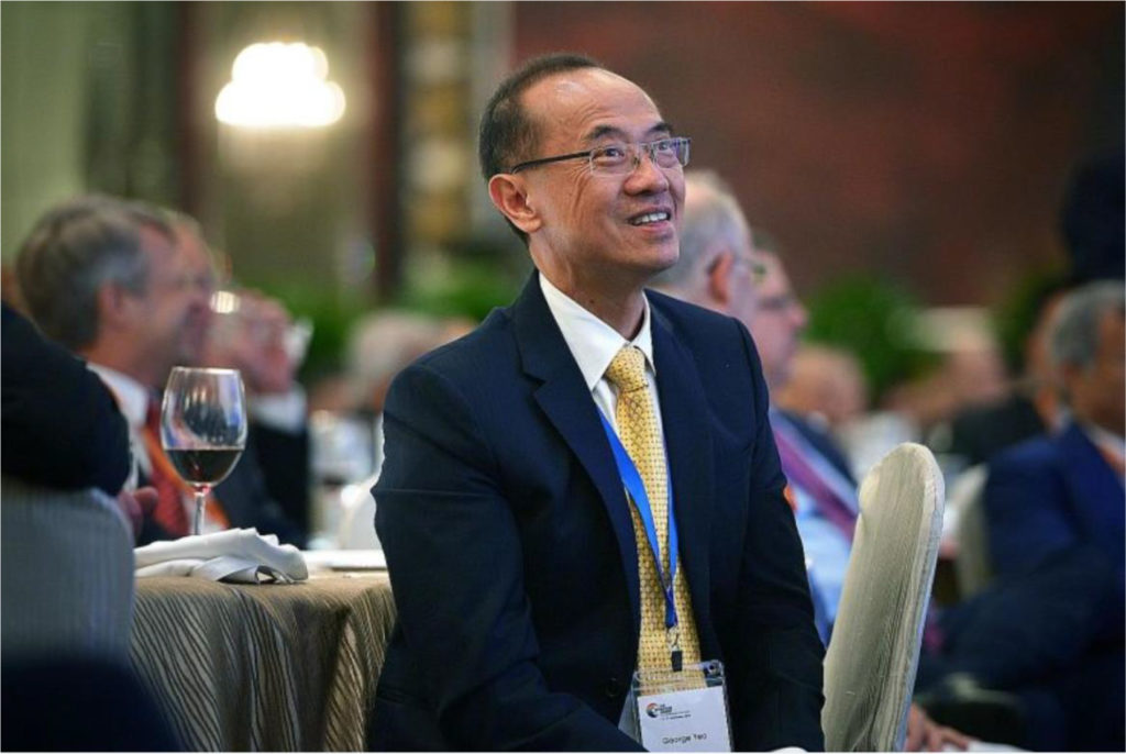 George Yeo tapped for massive Yangon Development