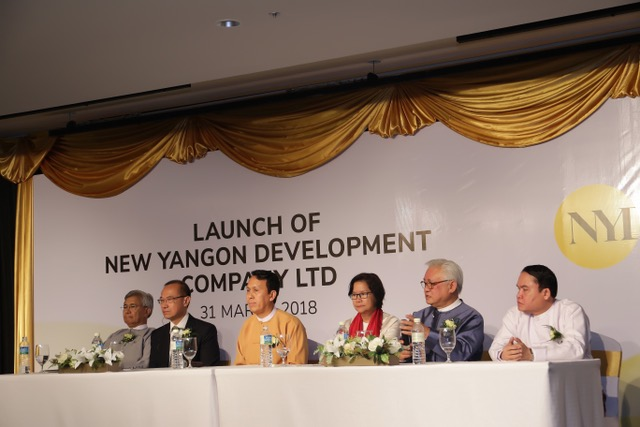 New Yangon City to be Built on Land West of the Yangon River