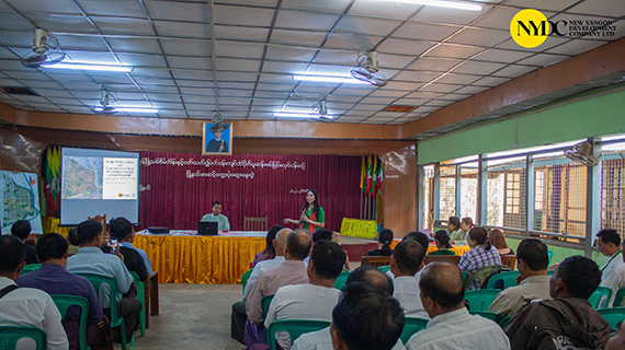 New Yangon City Project's Strategic Environmental Assessment (SEA) and Environmental Impact Assessment (EIA)